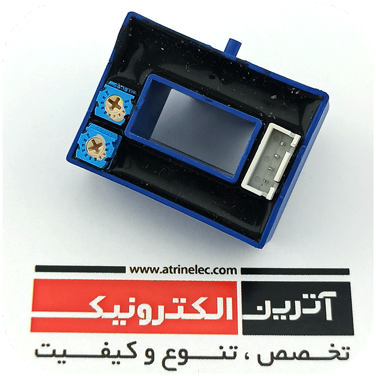 (TKC500BS/4V CONNECTOR (XH  آبی